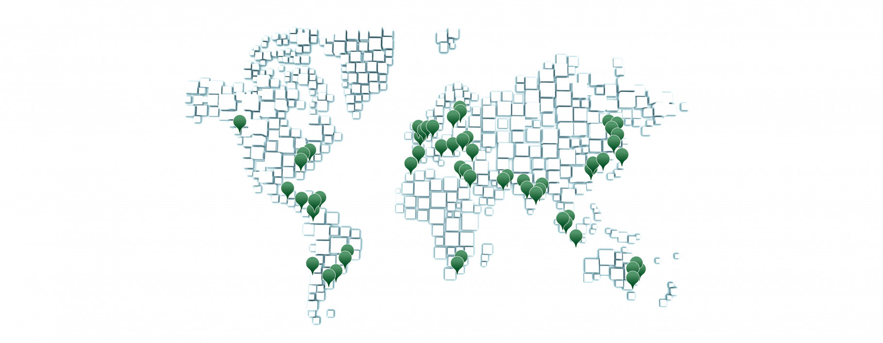 Find our worldwide service locations